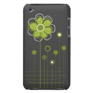 Décor floral à la mode coques iPod Case-Mate