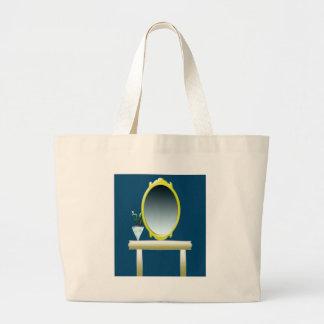 Décor intérieur sac de toile