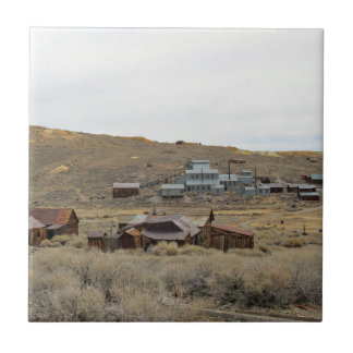 Decor Tile - The Abandoned Mining Town of Bodie