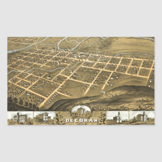 Decorah, Winneshiek County, Iowa (1870)