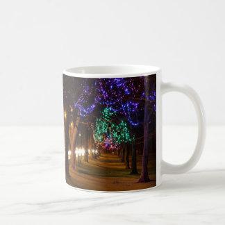 Decorated Trees Coffee Mug