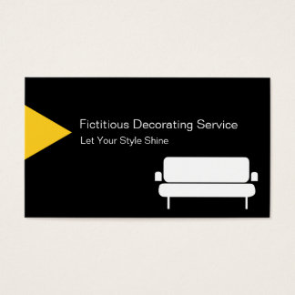 Decorating Business Card