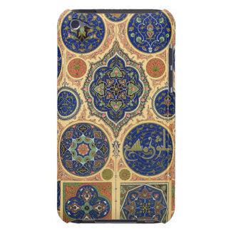 Décoration Arabe, plat XXVII 'd'O polychrome Coque iPod Touch