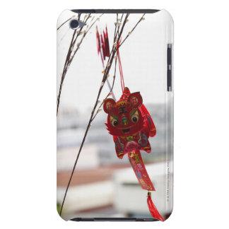 Décoration chinoise de dragon pendant de la branch étuis barely there iPod