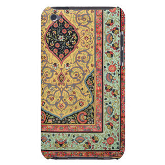 Décoration persane, plat XXV 'd'Orn polychrome Coque iPod Touch Case-Mate