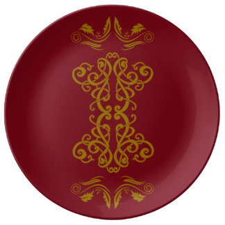 Decorations Plate