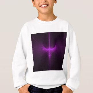 Decorative abstract background glowing sweatshirt