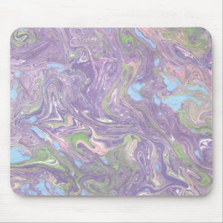 Decorative Abstract Mouse Pad