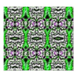Decorative abstract pattern art photo