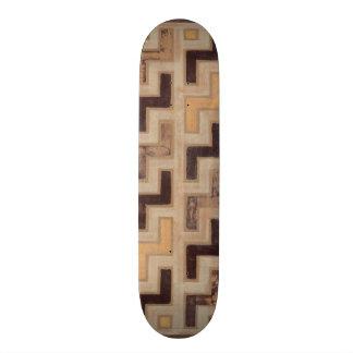 Decorative African Mudcloth Pattern Skateboards