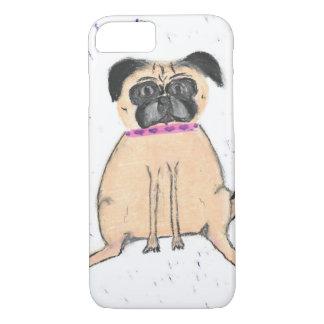 Decorative Art Pug Phone Case