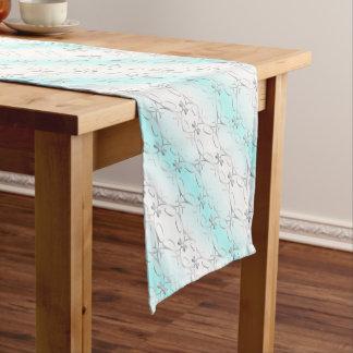Decorative Background Short Table Runner