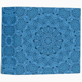 Decorative Blue Vintage EZD&trade Ring Binders