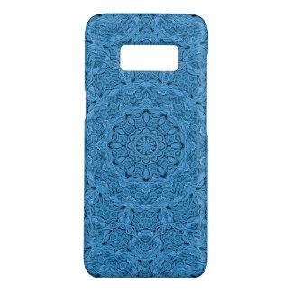 Decorative Blue Vintage Kaleidoscope  Phone Cases