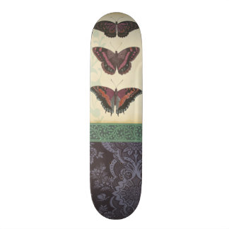Decorative Butterfly Brocade by Vision Studio Skate Deck
