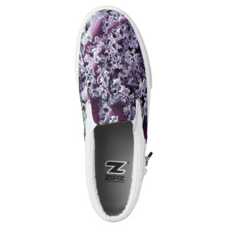 DECORATIVE CABBAGE Slip-On SNEAKERS