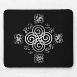 Decorative Celtic design. Mouse Pad