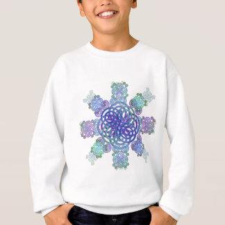 Decorative Celtic design. Sweatshirt