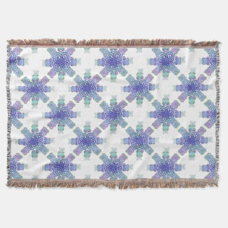 Decorative Celtic design. Throw Blanket