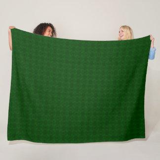Decorative Celtic Dragon Satin Pattern Quilt Fleece Blanket