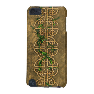 Decorative Celtic Knots With Ivy iPod Touch 5G Cases