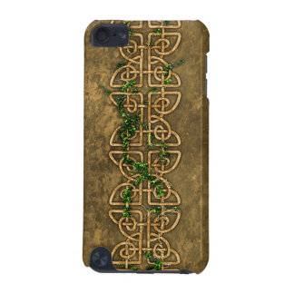 Decorative Celtic Knots With Ivy iPod Touch (5th Generation) Cover