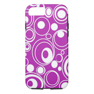 Decorative  Circles iPhone 8/7 Case