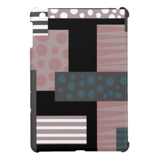 Decorative collage case for the iPad mini