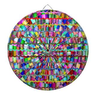 Decorative Colors Dartboard