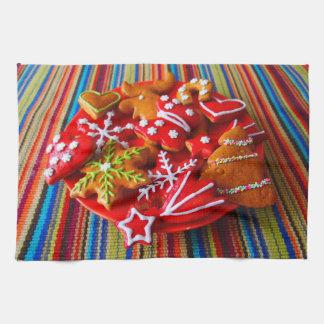 Decorative Cookies Placemat Kitchen Towels