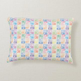 Decorative cushion polyester