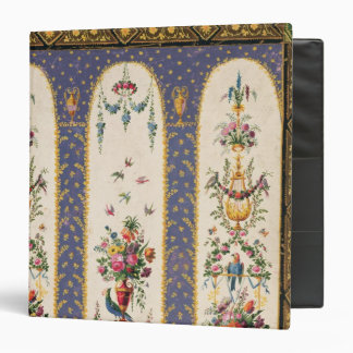 Decorative design for a garden arbour or loggia 3 ring binders
