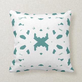 Decorative Designer#8a Modern Throw; Lumbar Pillow