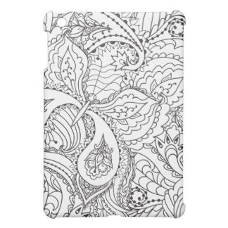 Decorative Floral Butterfly - multiple colors avai iPad Mini Case