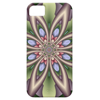 Decorative Floral Kaleidoscope iPhone 5 Cover