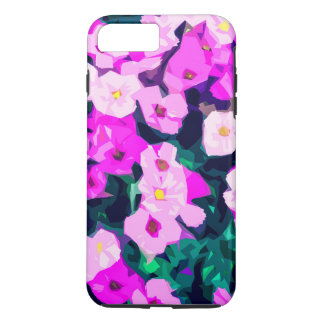Decorative Flower Pattern Case-Mate iPhone Case