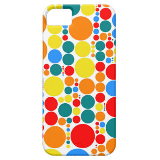 Decorative Hexagons Mosaic Pattern #9 iPhone 5 Cases
