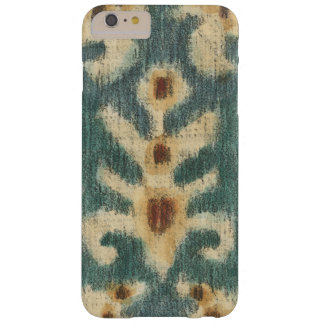 Decorative Ikat Fabric Design by Chariklia Zarris Barely There iPhone 6 Plus Case