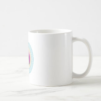 Decorative Initial letter D Coffee Mugs