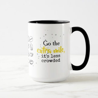 Decorative Inspirational Coffee Lover Cup 11 oz.