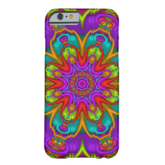 Decorative kaleidoscope iPhone 6 case