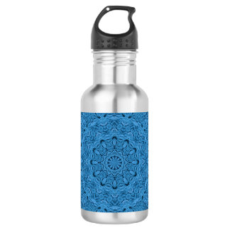 Decorative Knot Colorful Water Bottles