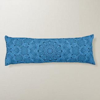 Decorative Knot Kaleidoscope Pattern Body Pillow