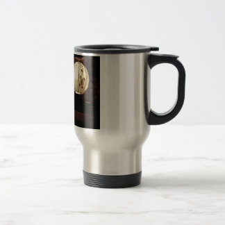 DECORATIVE LAMPS STAINLESS STEEL TRAVEL MUG
