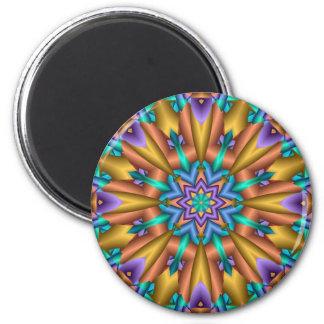 Decorative mandala Magnet Sunshine
