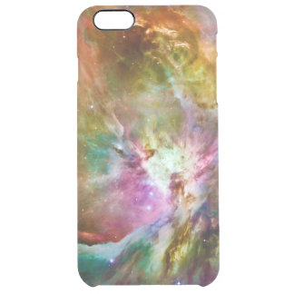 Decorative Orion Nebula Galaxy Space Photo Clear iPhone 6 Plus Case
