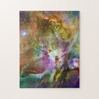 Decorative Orion Nebula Galaxy Space Photo Puzzles