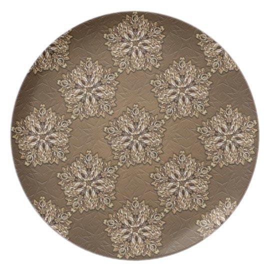 Decorative Ornamental Design Plate