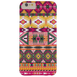 Decorative pattern in aztec style barely there iPhone 6 plus case