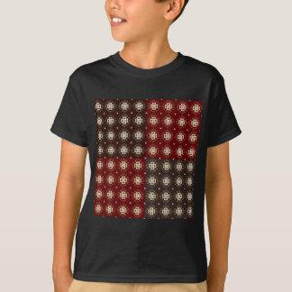 Decorative Pattern T-Shirt